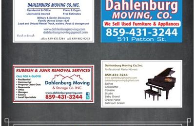 Dahlenburg Moving Co,INC. - Covington, KY