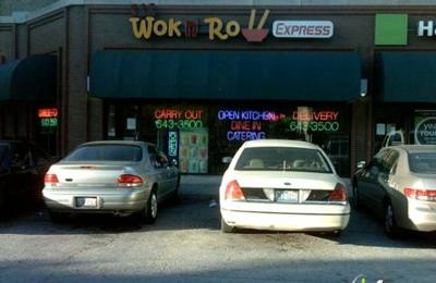 Wok N Roll - Chicago, IL