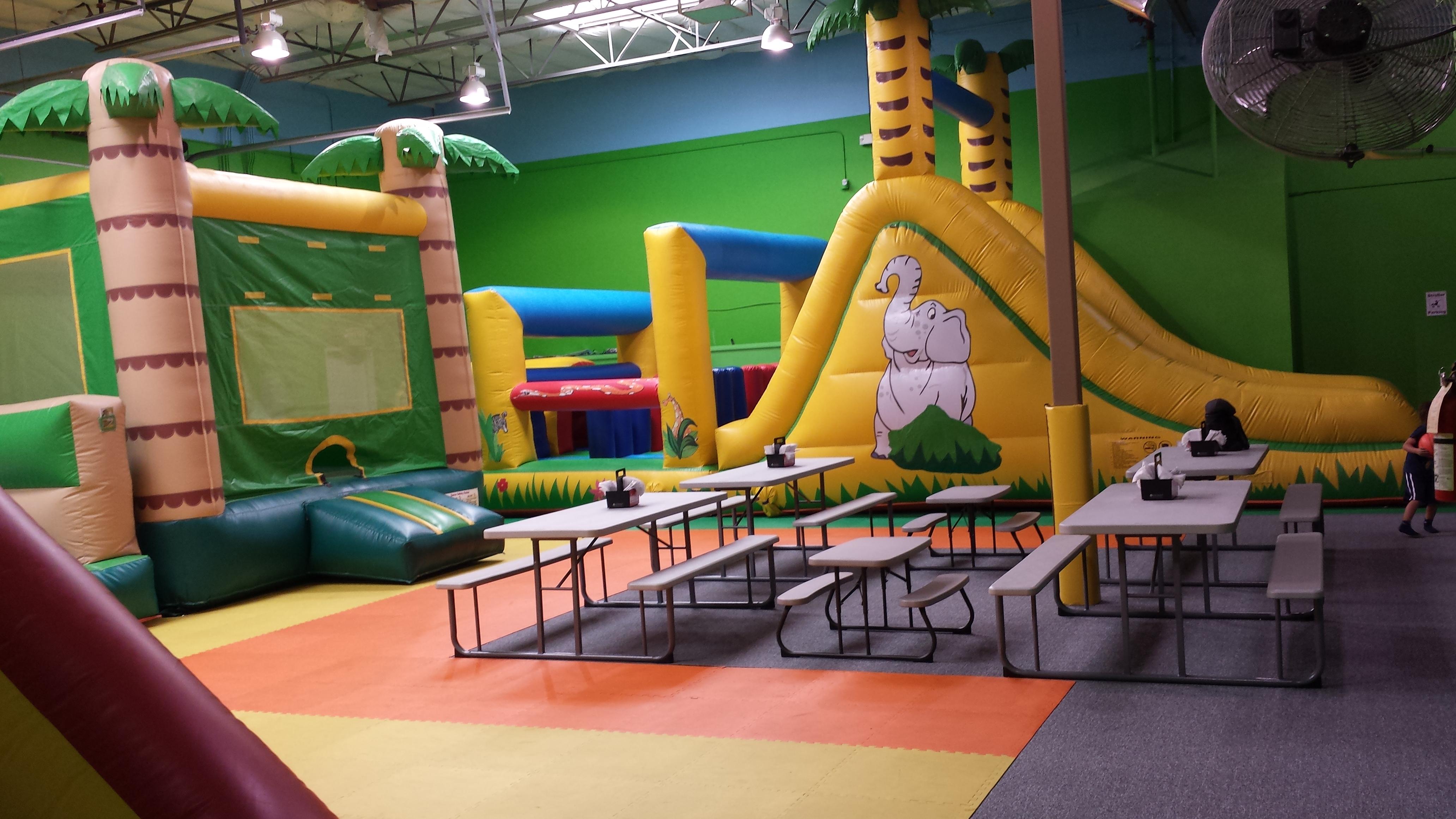 Jumper S Jungle Family Fun Center 4005 W Reno Ave Las