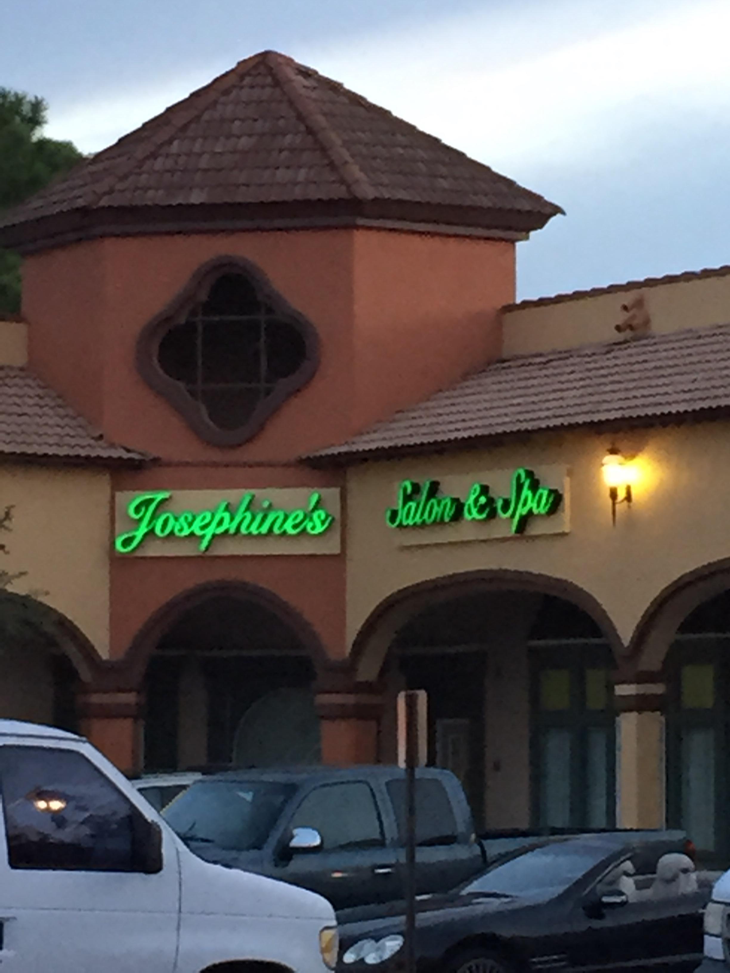 Josephine's Salon & Spa, Englewood FL