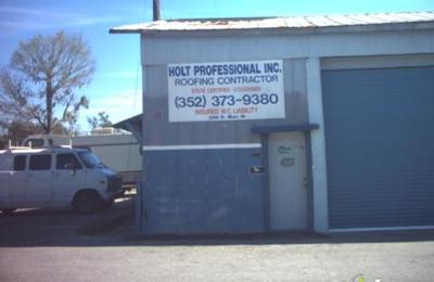 Holt Professional Inc - Gainesville, FL