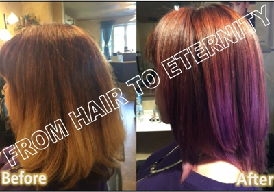 From Hair To Eternity 2560 Easton Ave Bethlehem Pa 18017 Yp Com