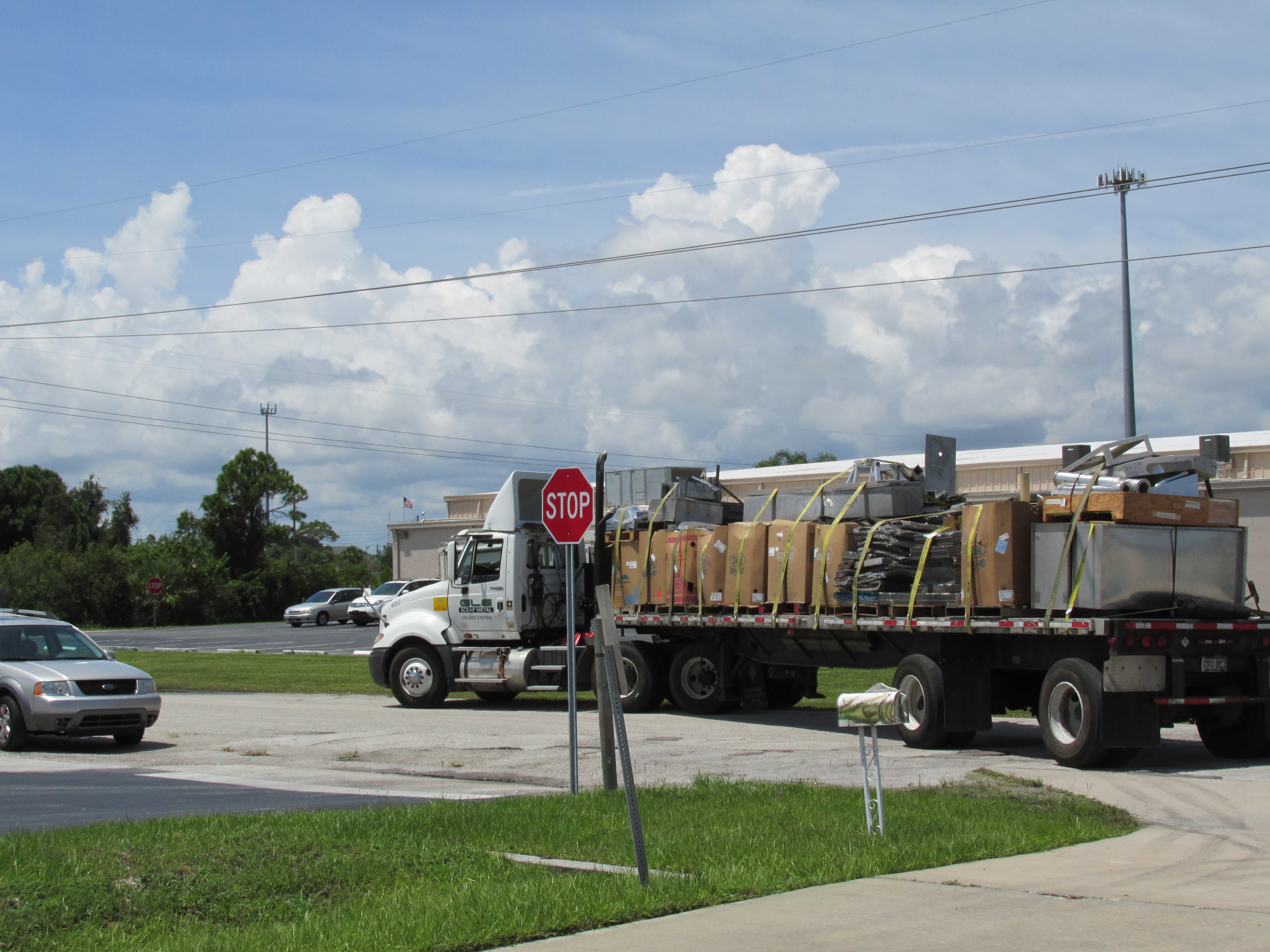Space Coast Recycling LLC. 1745 Biltz Ave NE, Palm Bay, FL 32905 ...