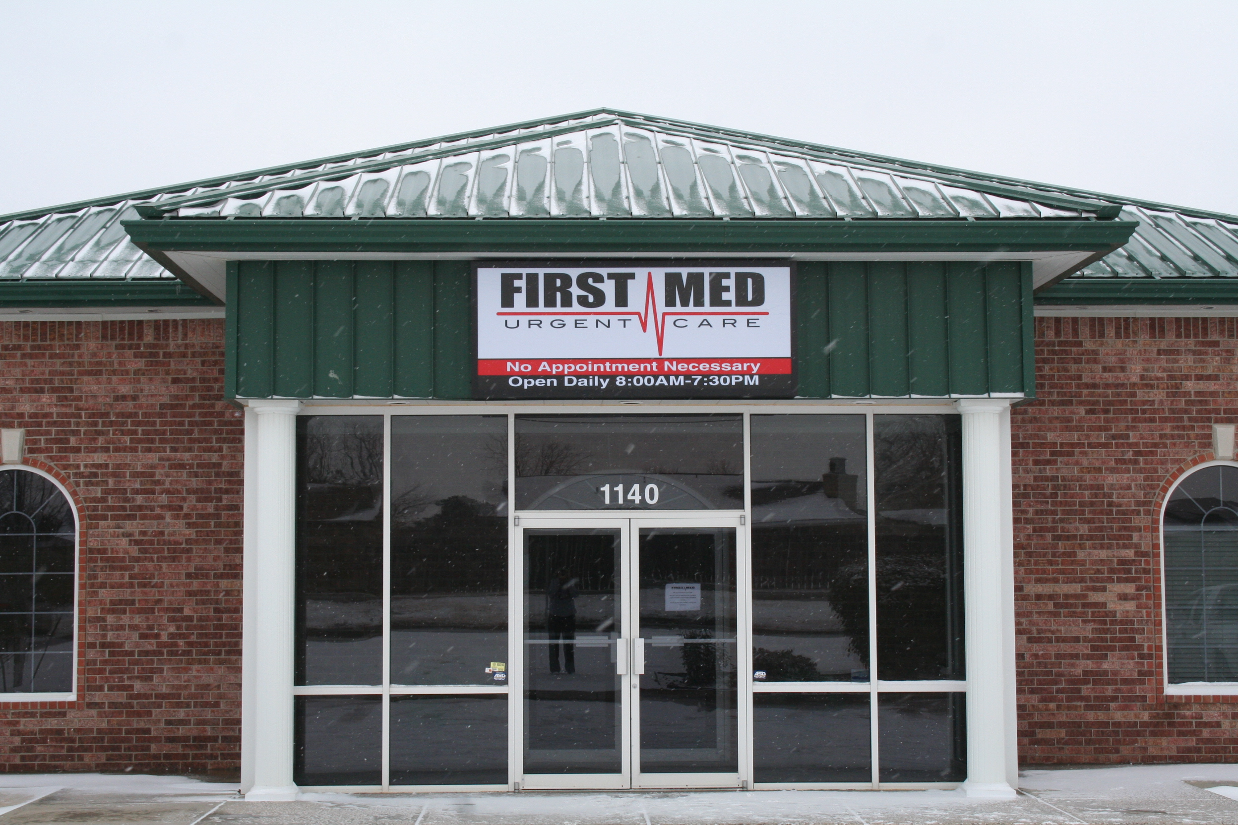 First Med Urgent Care 1140 Sw 104th St Oklahoma City Ok