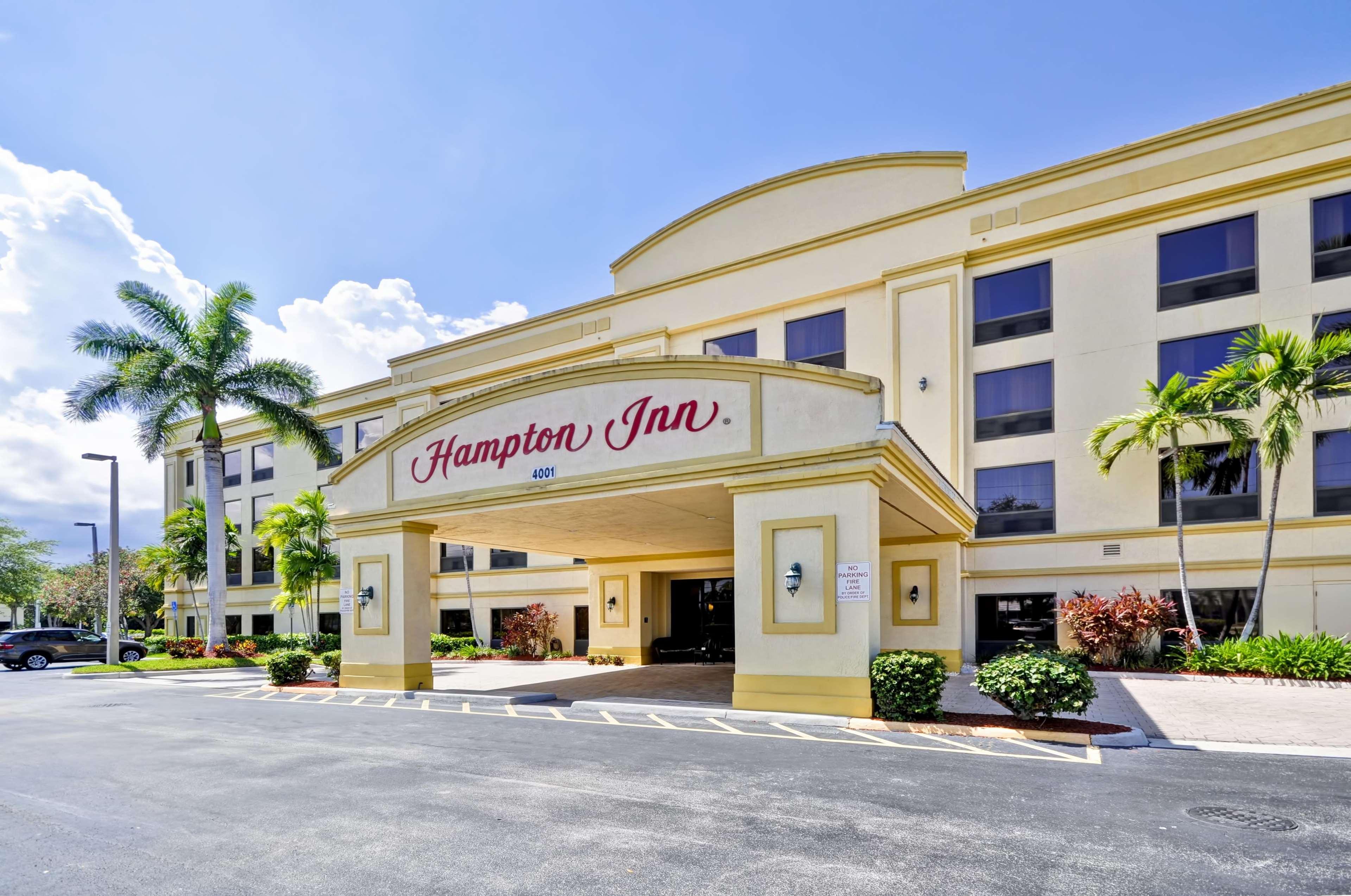Hampton Inn Palm Beach Gardens 4001 Rca Blvd Palm Beach