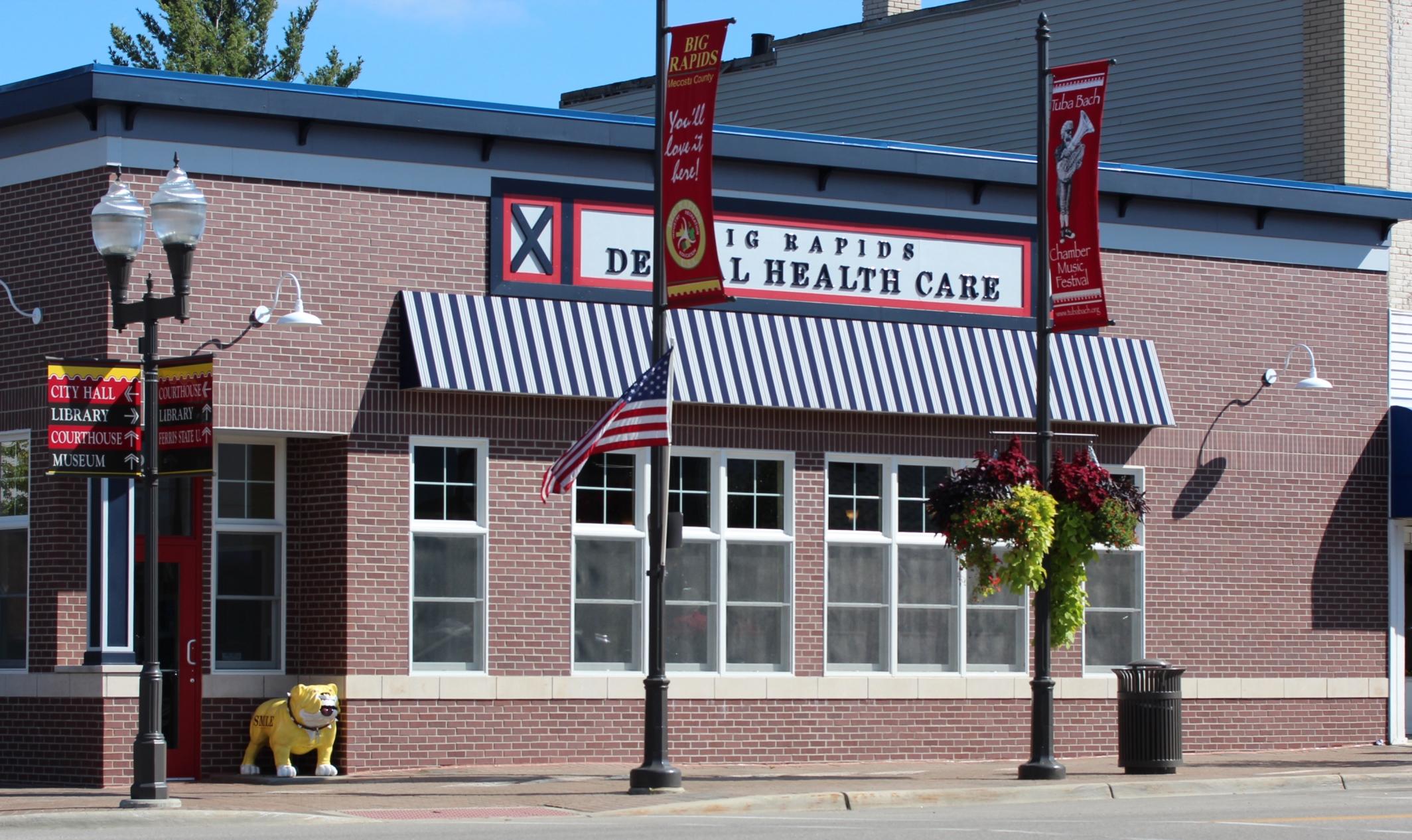 Big Rapids Dental Health Care 201 S Michigan Ave Big