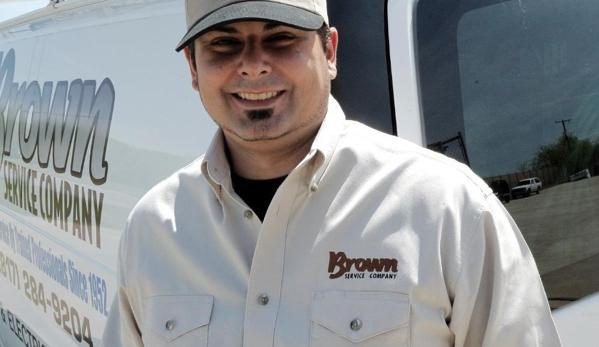 Brown Service Co - Richland Hills, TX
