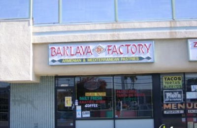Baklava Factory - North Hollywood, CA