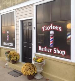 Taylors Barber Shop - Taylors, SC