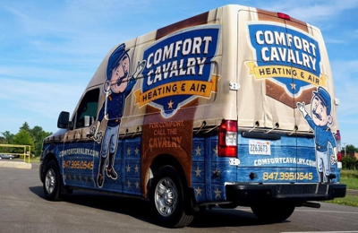 Comfort Cavalry Heating Air 307 Main St Ste 105 Antioch Il 60002 Yp Com