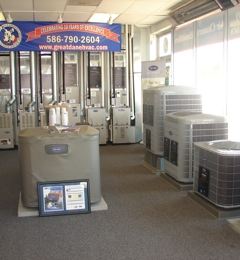 Great Dane Heating & Air Conditioning Inc. - Clinton Township, MI