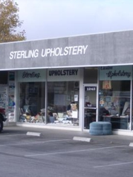 Sterling Custom Upholstery