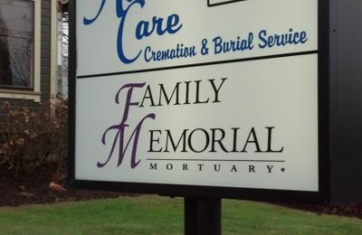Family Memorial Mortuary - Gresham, OR