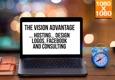 TheVisionAdvantage.com - Philadelphia, PA. Web Design