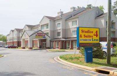 Studios & Suites 4 Less Gum Road - Chesapeake, VA