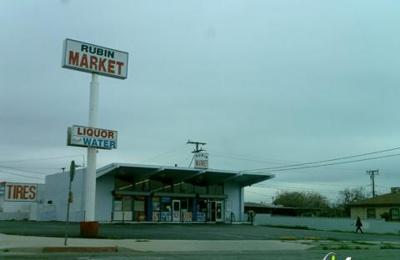 Rubin Market & Liquor - Fontana, CA