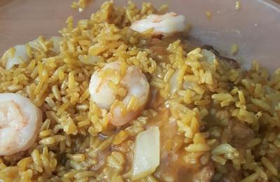 China Wok - Hampton, VA. Egg food young shrimp Fried rice xshrimp
