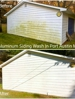 Blue Water Soft Wash Aluminum Siding Cleaning In Port Austin Michigan