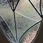 A1 Stained/Leaded Glass & Repairs. Before the repair