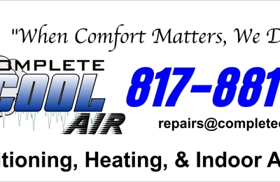 Complete Cool Air - Euless, TX