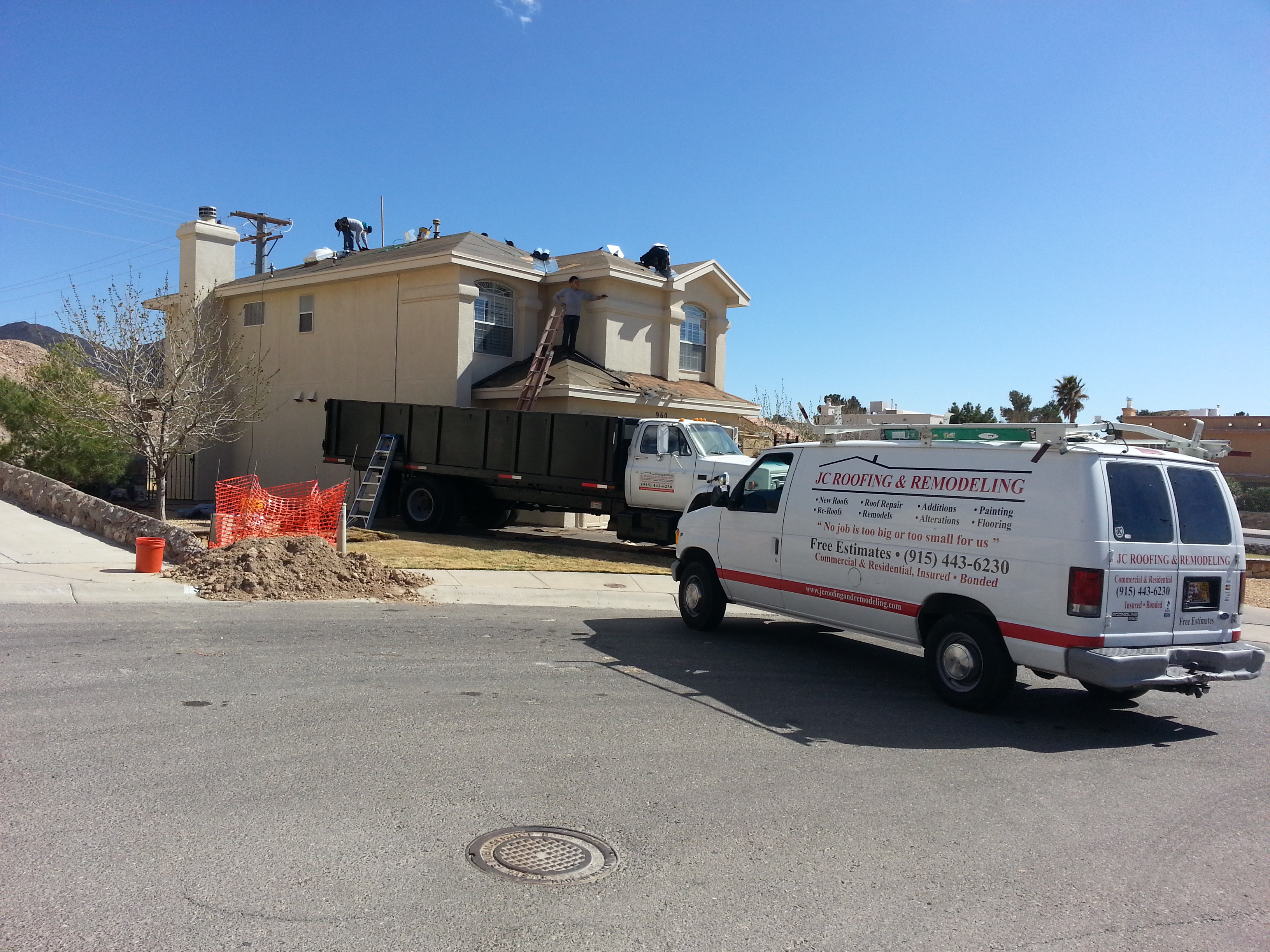 R And B Home Remodeling El Paso Tx