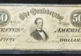 Apex Gold Silver Coin - Winston Salem, NC. 1860s $50 confederate note