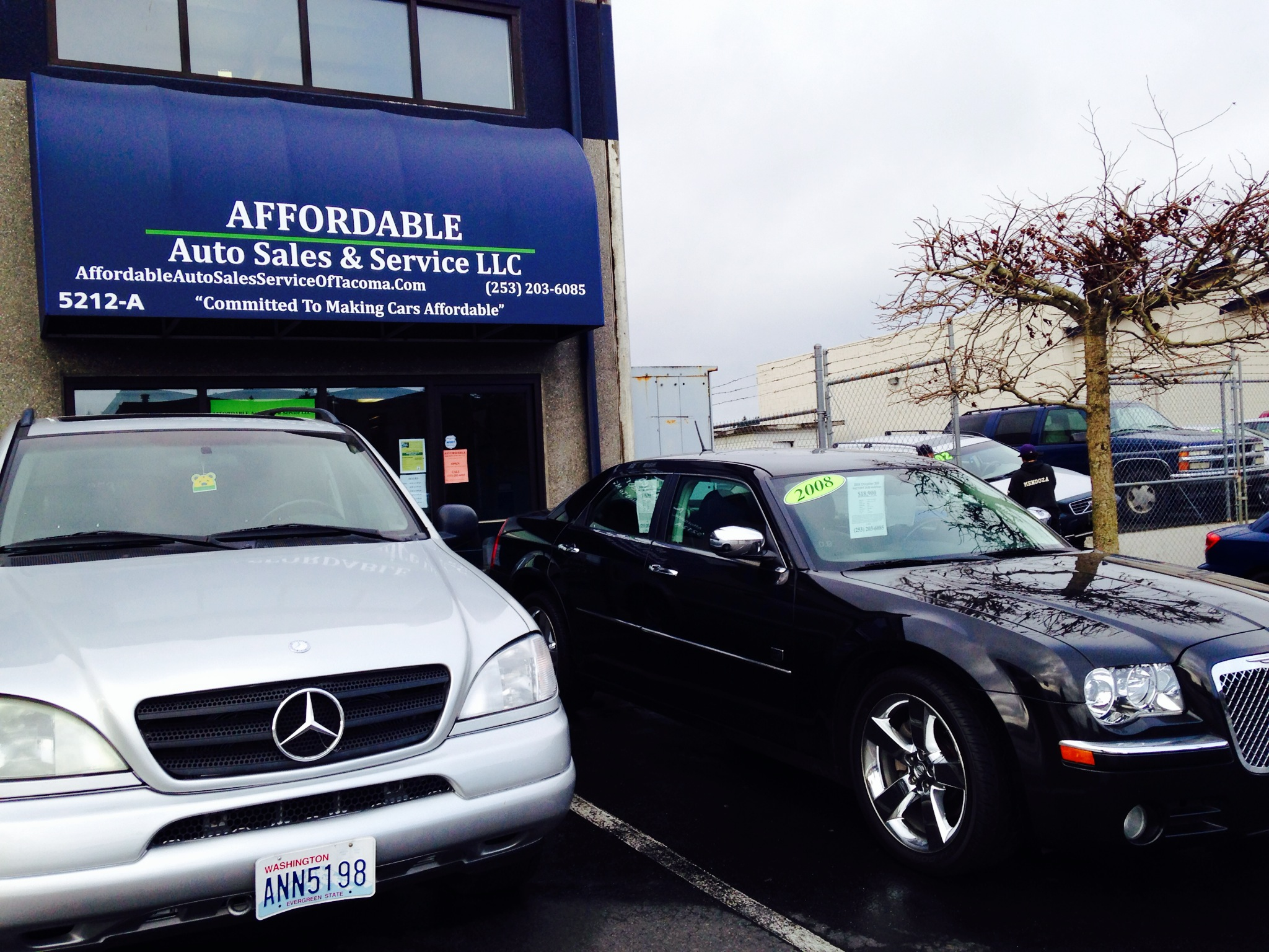 Affordable Auto Sales & Service LLC Pacific Hwy SW Lakewood