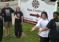 Spa Central - Baltimore, MD