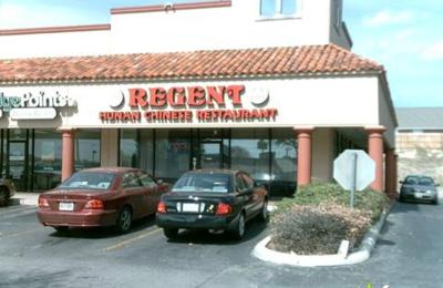 Regents Hunan Chinese Restaurant - San Antonio, TX