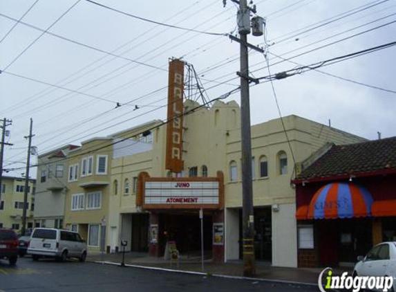The Balboa Theatre - San Francisco, CA