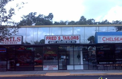 Fred's Tailors - Clearwater, FL