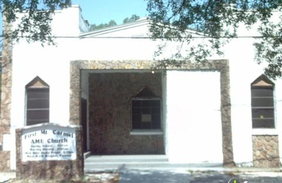 First Mt Carmel AME Church - Tampa, FL