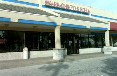 Wa-Pa-Ghetti's Pizza - Wheeling, IL