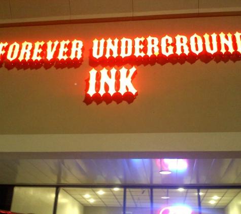 Forever Underground Ink - Spring, TX