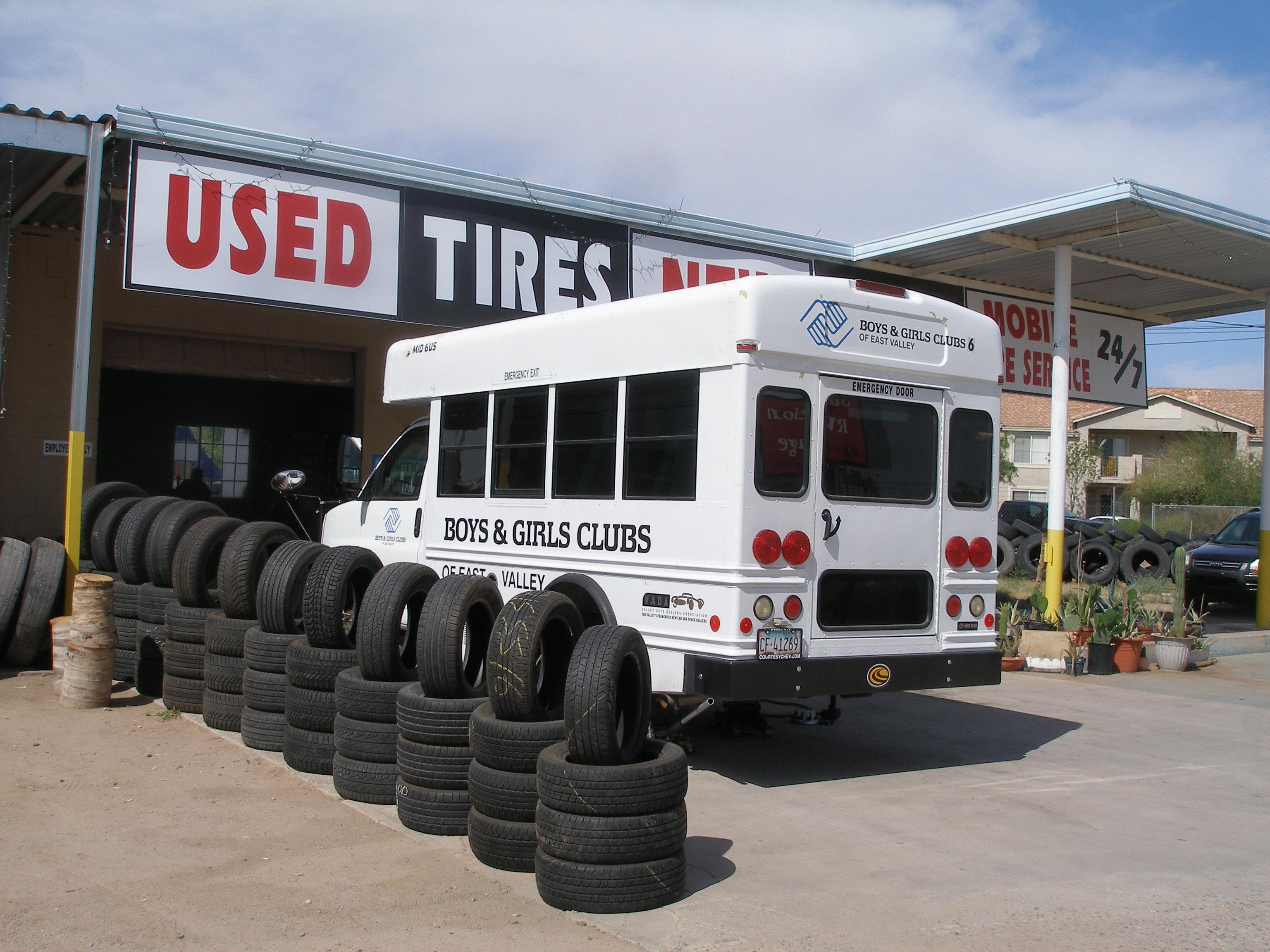 Arizona Tiremen Services Llc 991 E Old West Hwy Apache