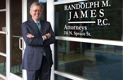 Randolph M. James, P.C. - Winston Salem, NC