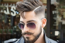 Up To 75 Off Men S Haircut Fro