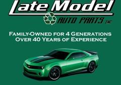 Late Model Auto Parts - Kansas City, MO