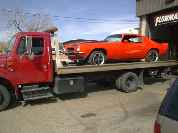 Access Towing - El Paso, TX