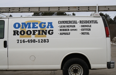 Omega Roofing   Yorkshire, NY