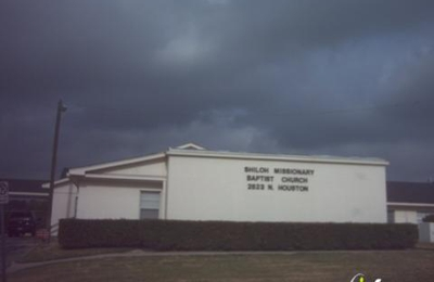 Shiloh Missionary Baptist Church - Fort Worth, TX