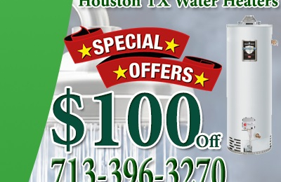 Houston TX Water Heaters - Houston, TX