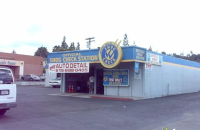 T & T Bro's Auto Detailing - Spring Valley, CA