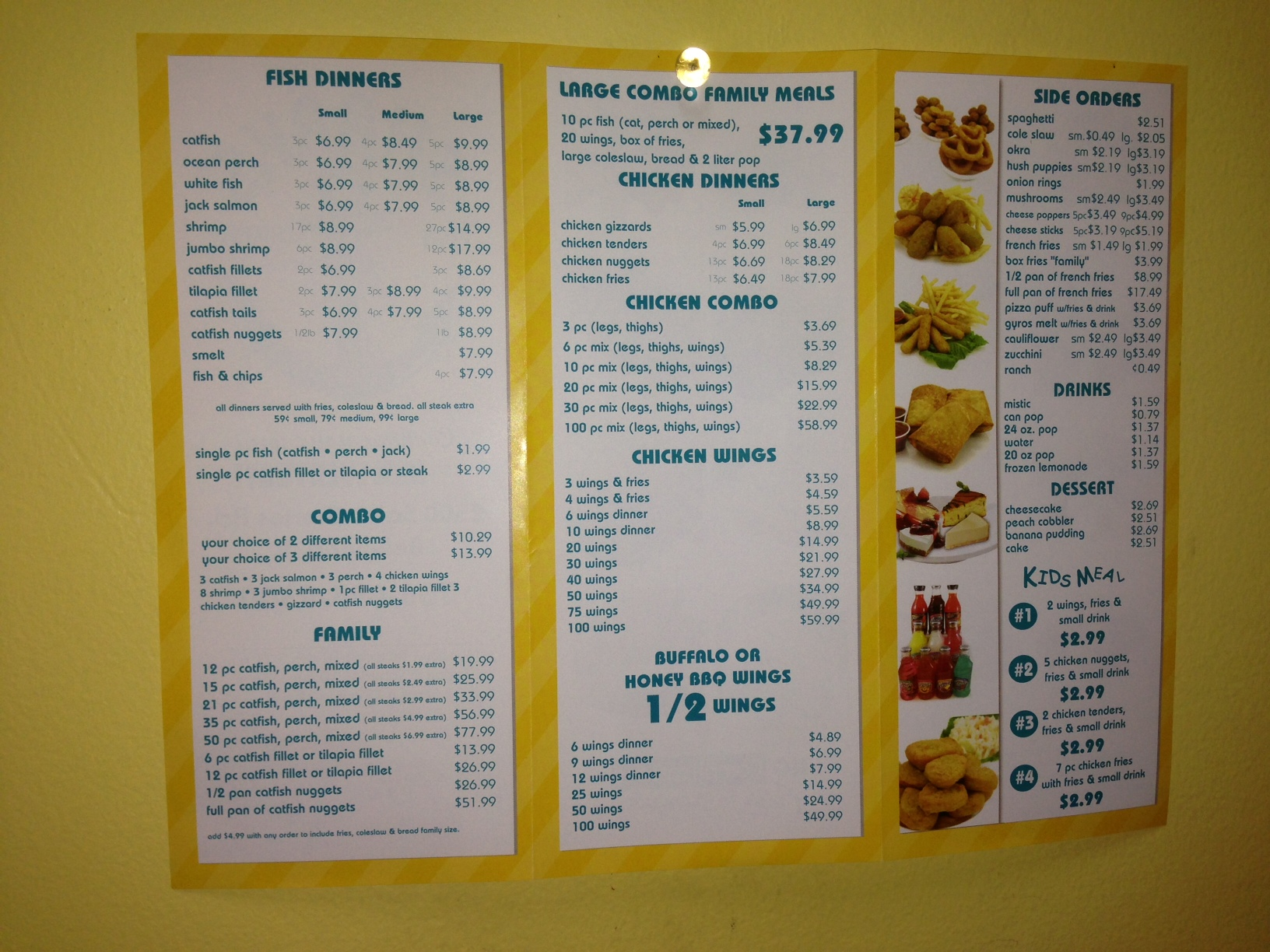 Shark 39 s fish chicken 2500 saint charles rd bellwood il for Sharks fish and chicken locations