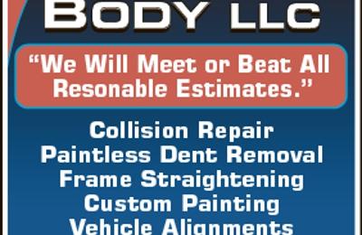 TJ's Auto Body LLC - Wallingford, CT
