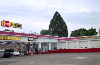 Les Schwab Tire Center - Cottage Grove, OR