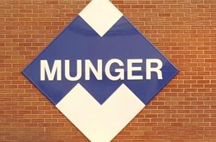 Pat Munger Construction Co. Logo
