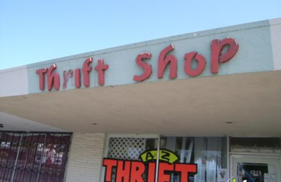 A To Z Thrift Shop - Lancaster, CA