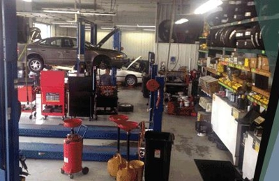 Aaron'S Auto Parts >> Aaron S Auto Center Quick Lube 1407 W Main St Marion Il 62959