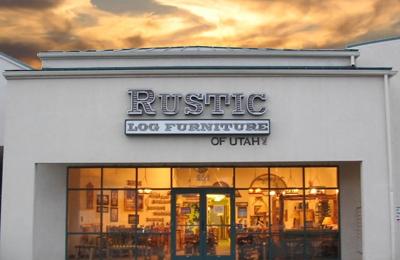 Rustic Log Furniture Of Utah - Orem, UT